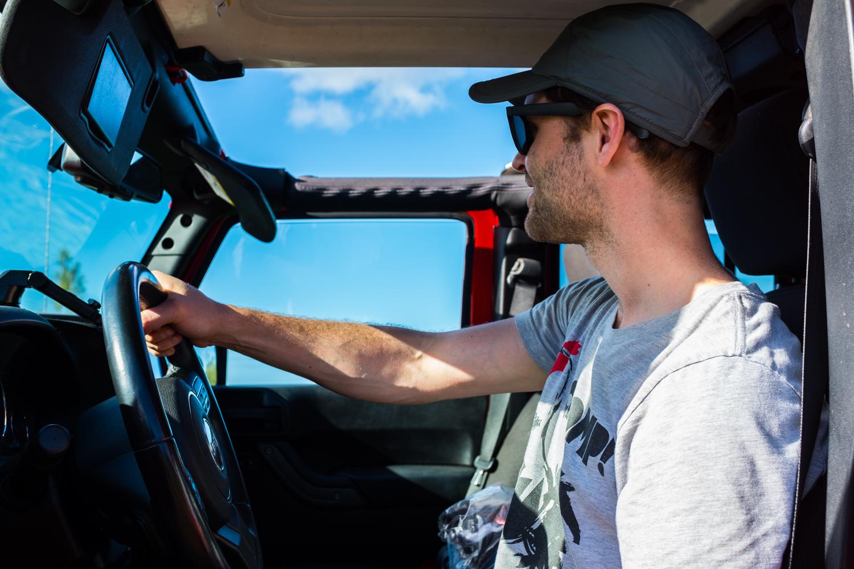 Cruising Maui Rent A Car Jeep Drive