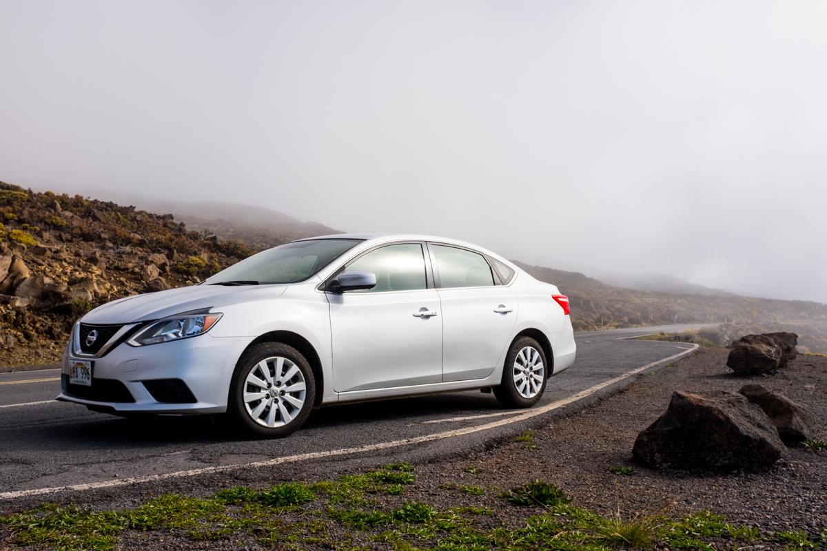 Cruising Maui Rent A Car Volcano Summit