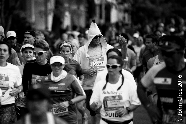 Series: Inspired (4/9)- Humor, NYC Marathon (2016)