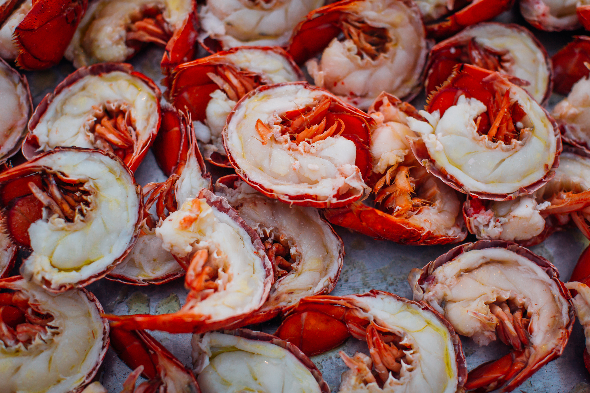 shrimp sauteed in butter