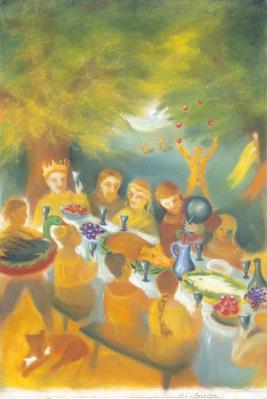 Feast - Liz Pyle