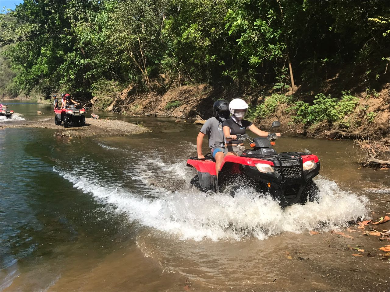 ATV / UTV Tours. - Take an ATV / UTV tour. Tours are the best way to see the real Guanacaste countryside. We have several tour packages, including an Adventure Tour and a Coffee Lovers Tour; or you can build your own with the help of our professional tour guide service.