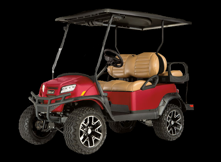 Jungle Carts. - Golf Cart Rental. Our gas-powered golf cart is ideal for cruising around Playa Guiones and Playa Pelada or visting downtown Nosara. It's also perfect for young families, or those who prefer a relaxed ride.