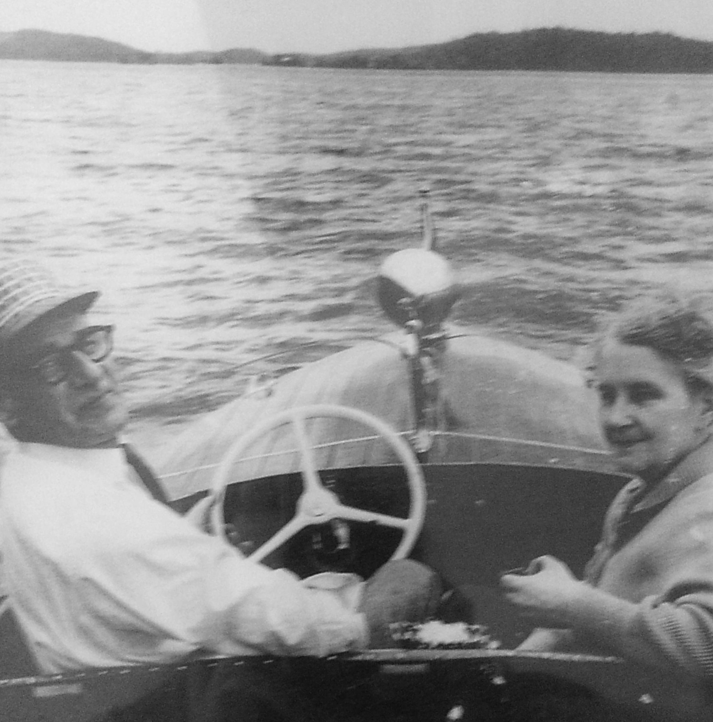 Alma and Wilfrid