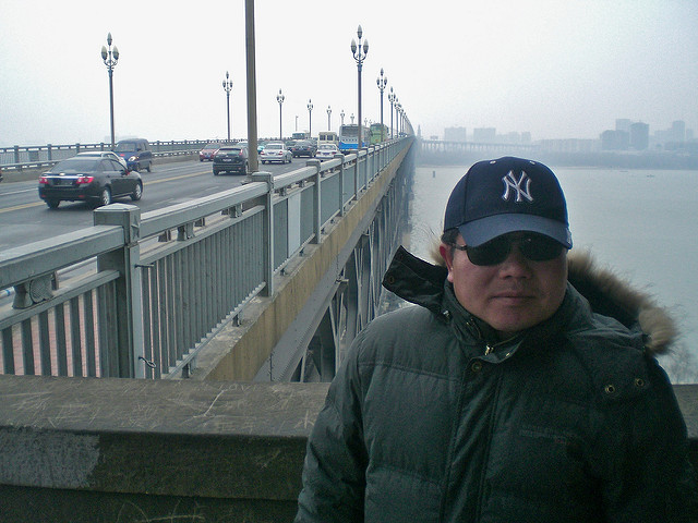 - Every two minutes someone in China commits suicide. On the country's most famous bridge, one man tries to stop as many as possible.