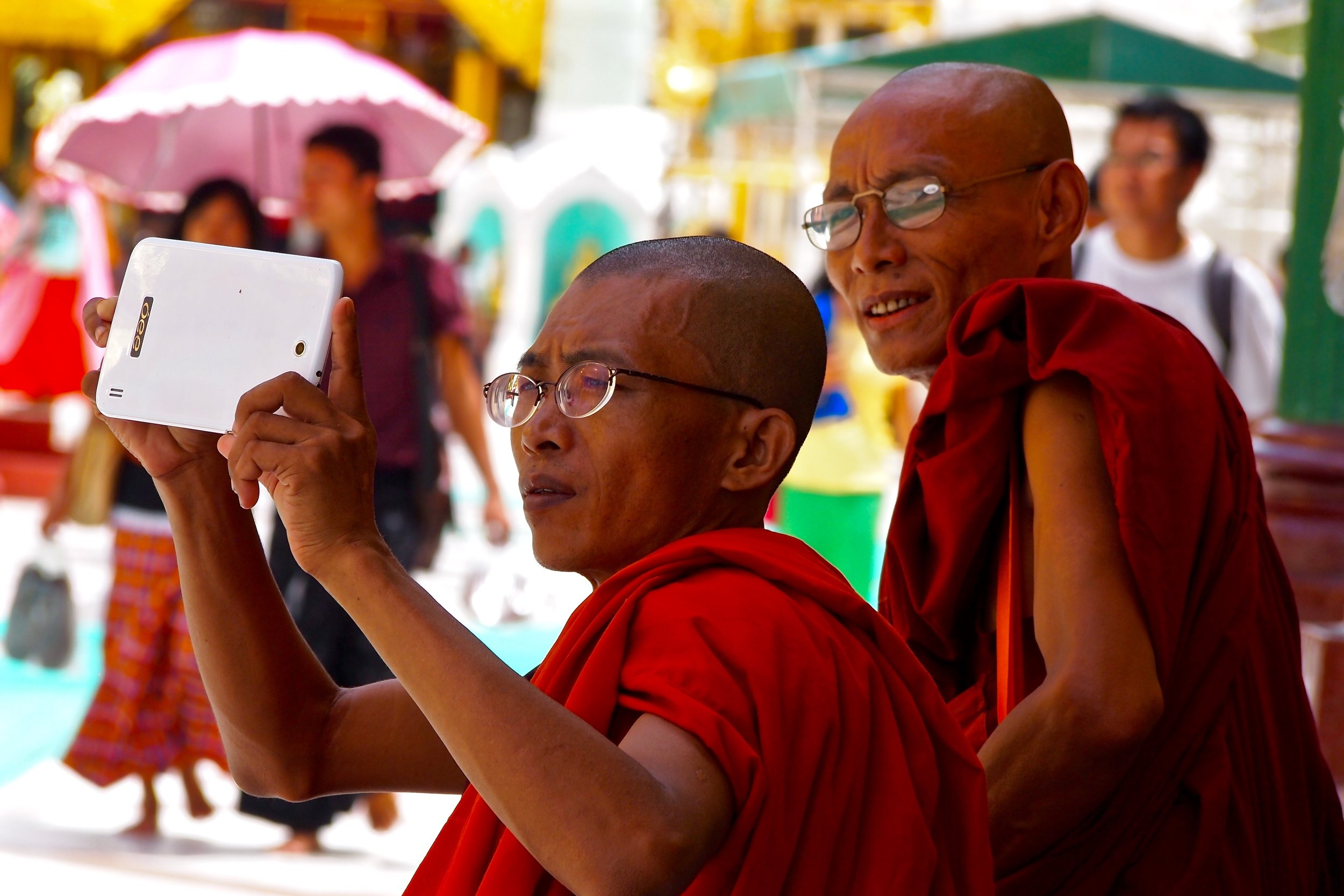 - Myanmar is undergoing rapid changes, from introducing traffic lights to seeing its population armed with the internet. However, the progress proves to be fragile.