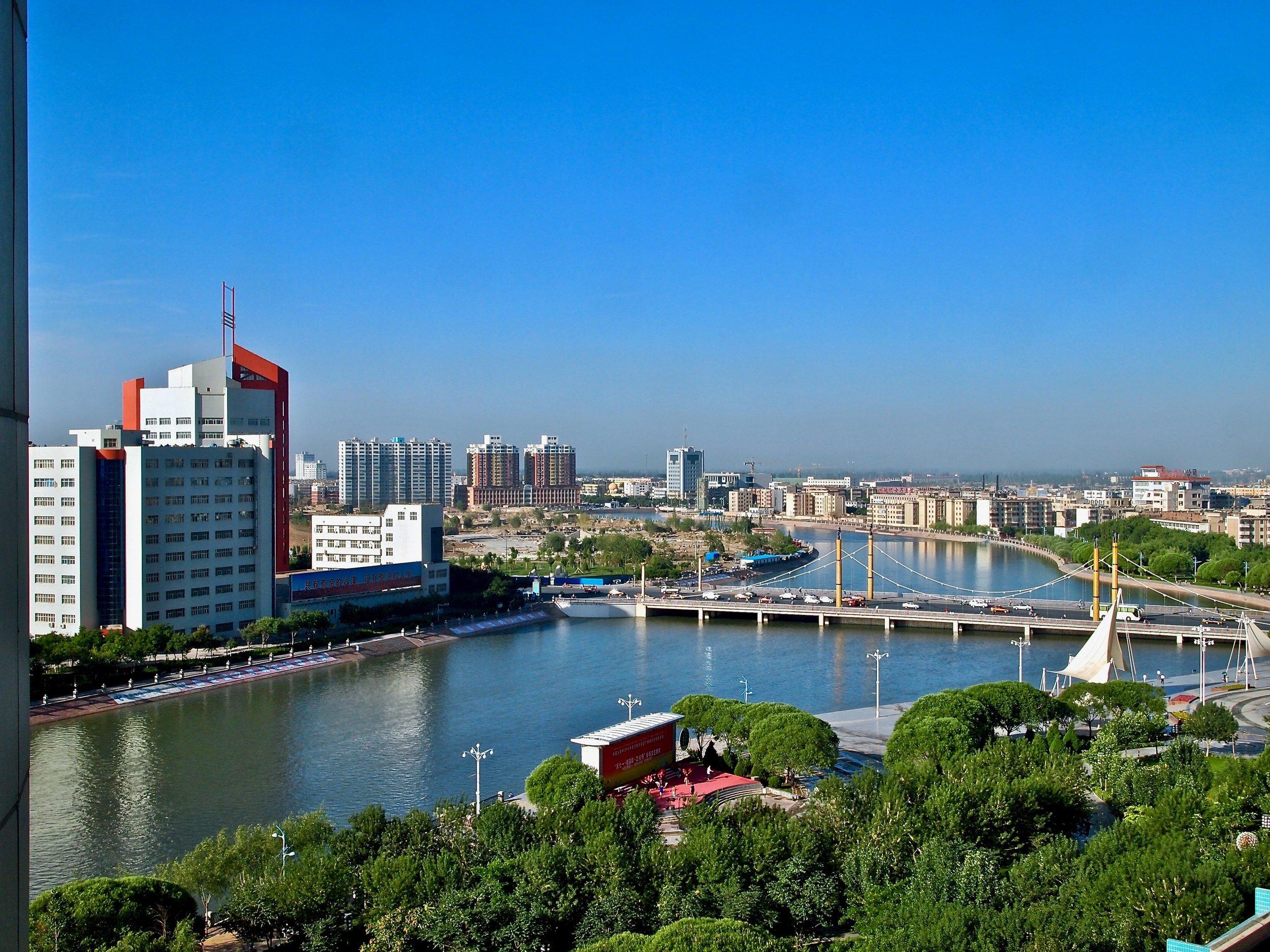 Korla, Xinjiang, China. (C) Remko Tanis