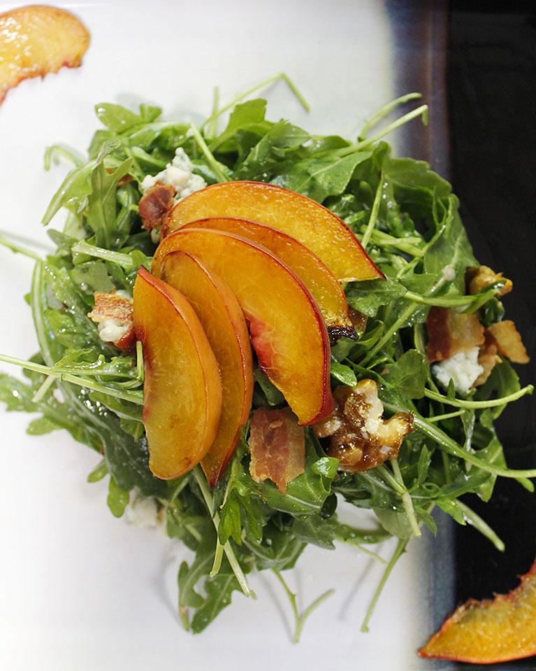 summer arugula salad