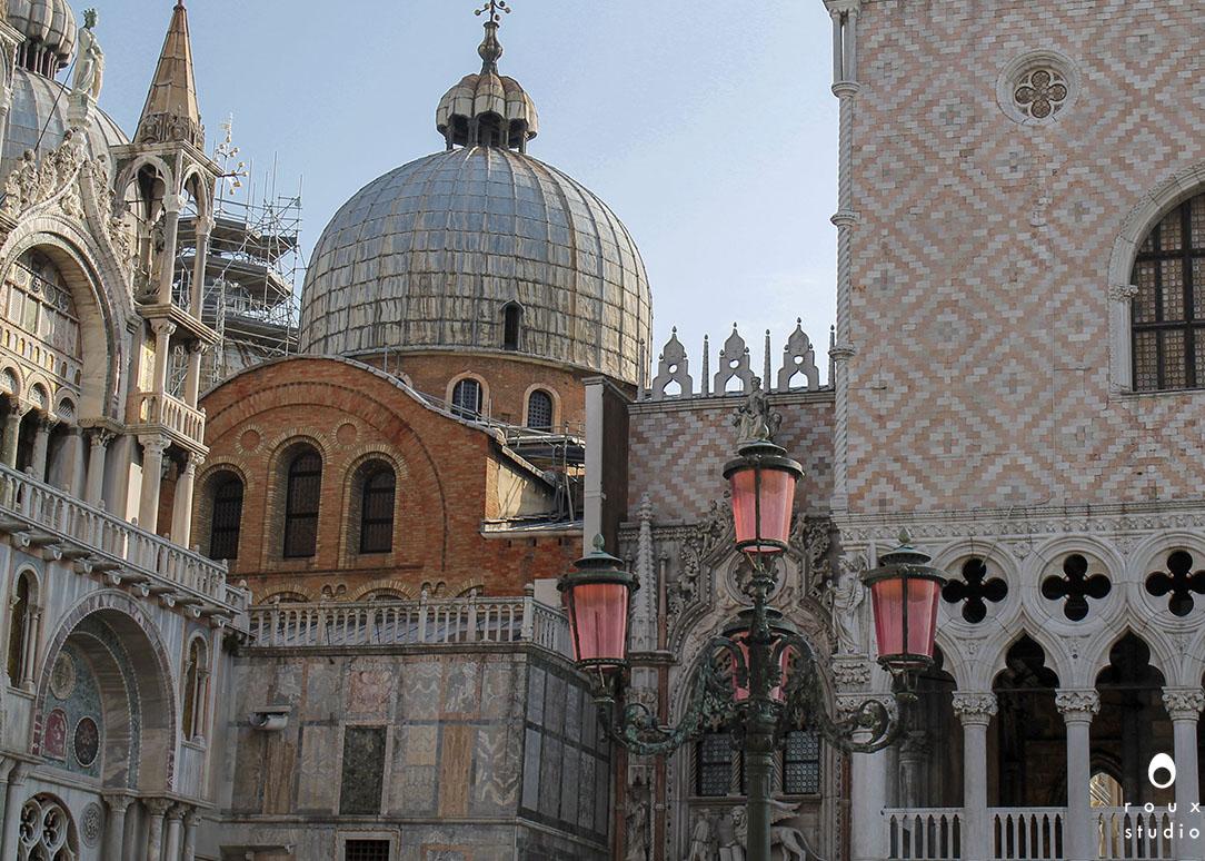 doge's palace + basilica di san marco  venice, italy | april 2014