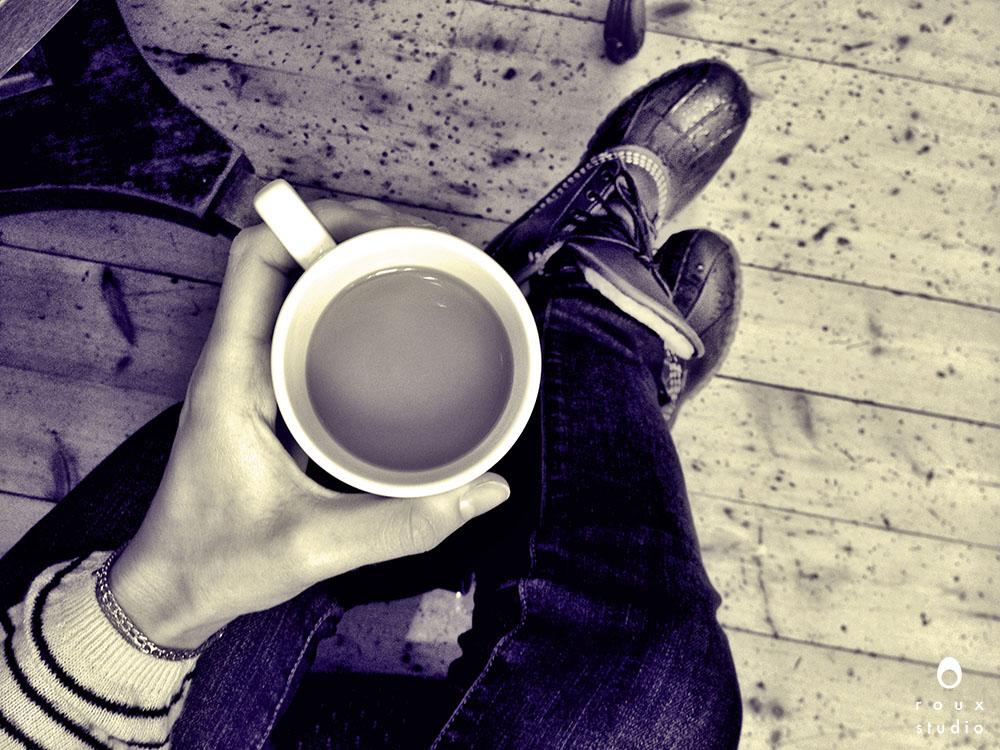 daily coffee  kiruna, sweden | february 2013