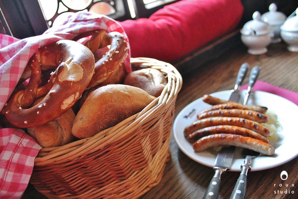 wurstkuchl sausage kitchen  regensburg, germany | march 2013