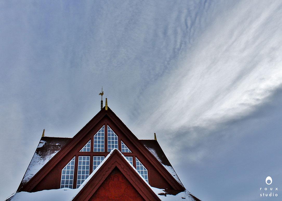 kiruna kyrka  kiruna, sweden | february 2013