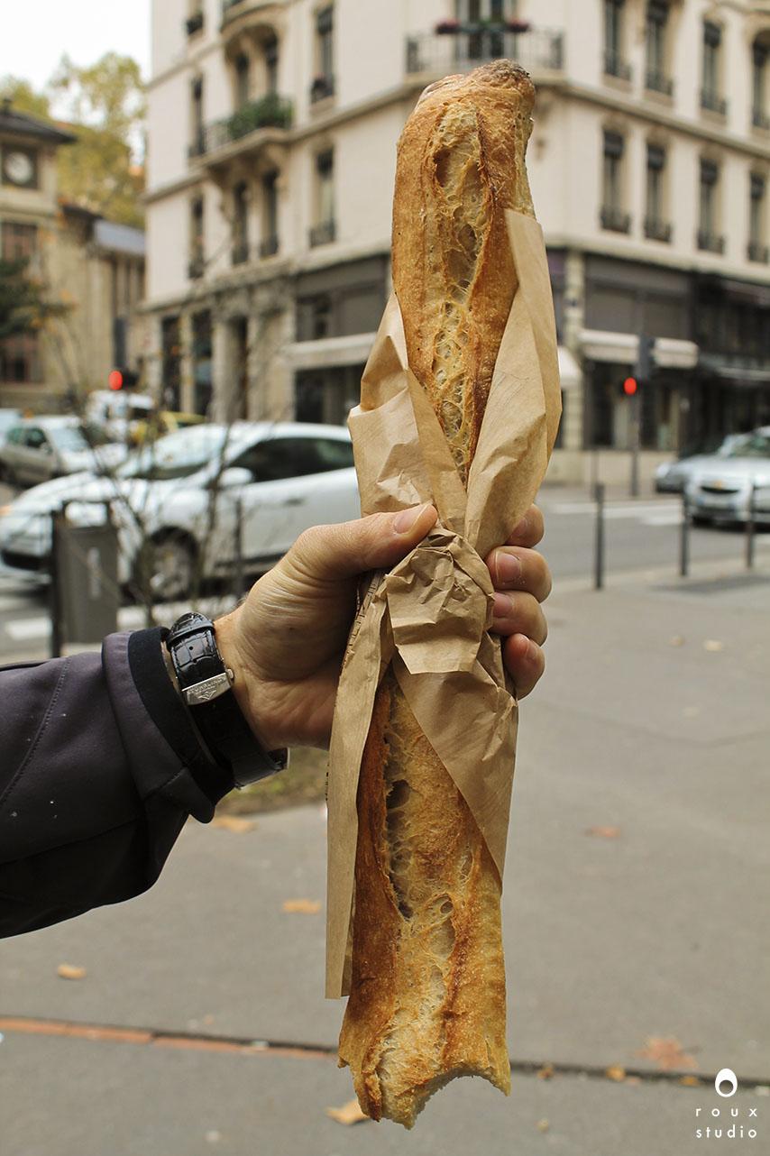 baguette  lyon, france | november 2013