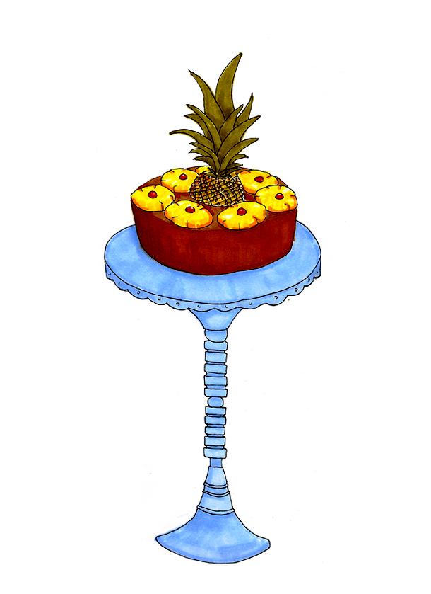 crazy cakes series