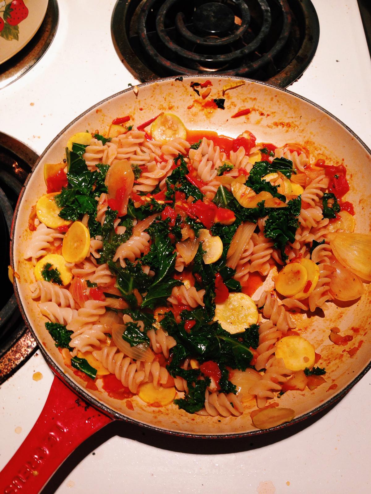 summer pasta | roux studio