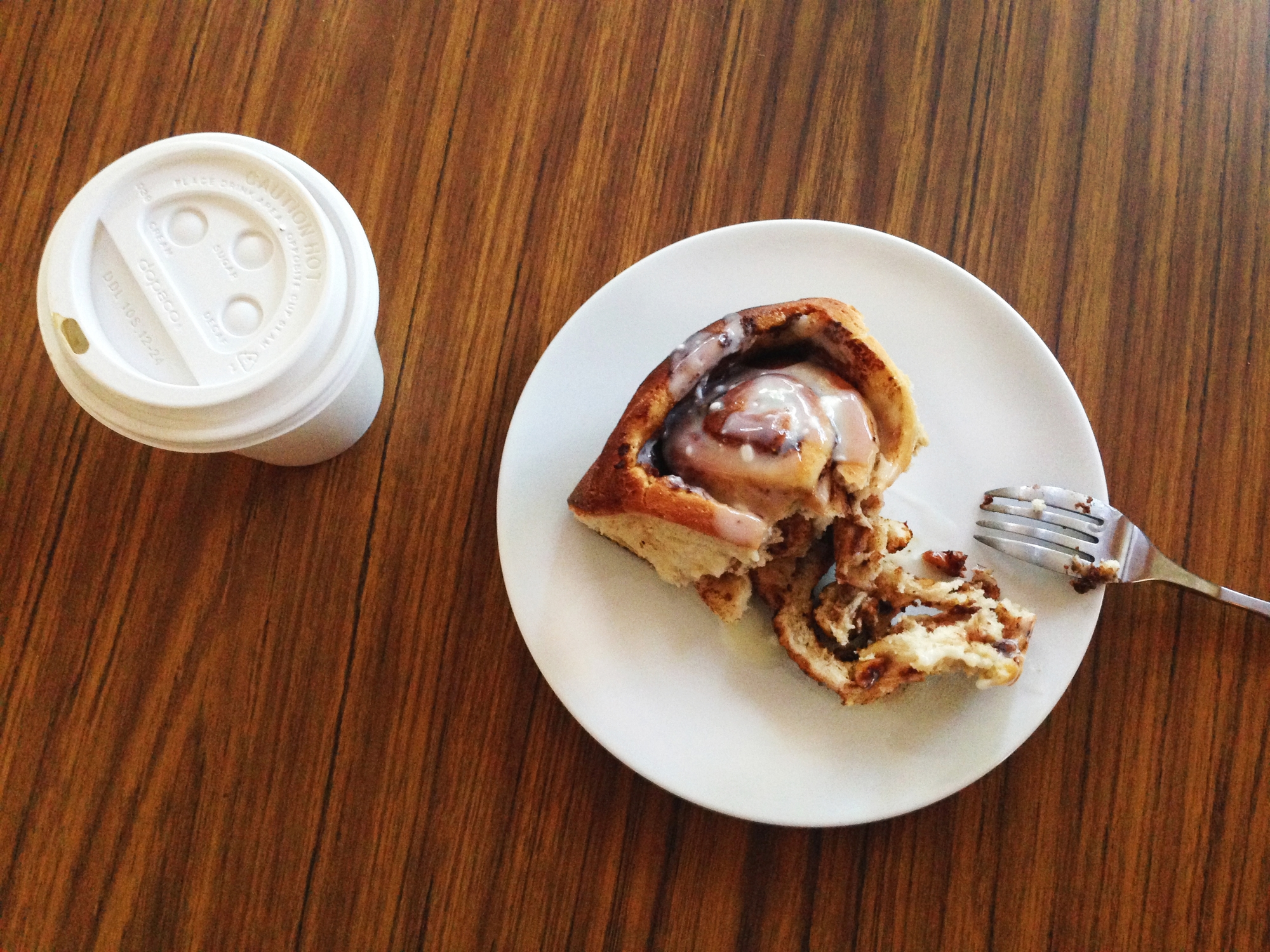 saturday figgy sticky buns | roux studio