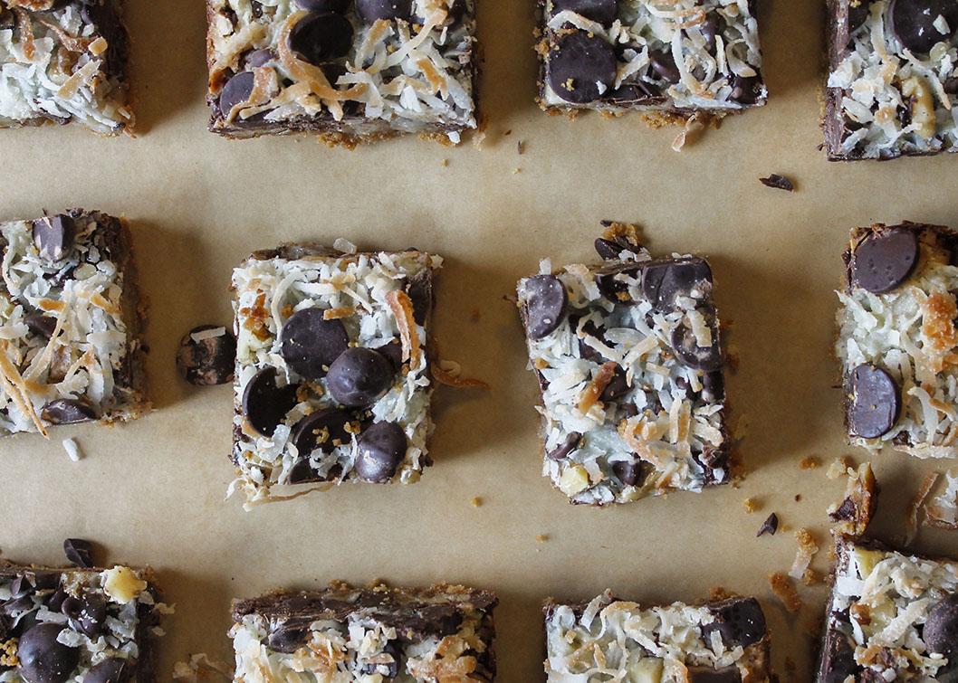 Magic Cookie Bars | roux studio