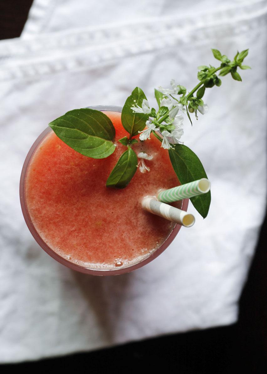 Spicy Watermelon Juice | roux studio