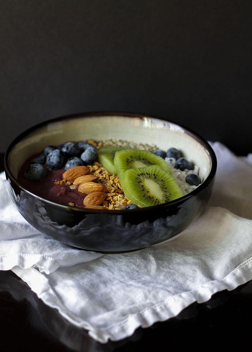 Açaí Berry Bowl