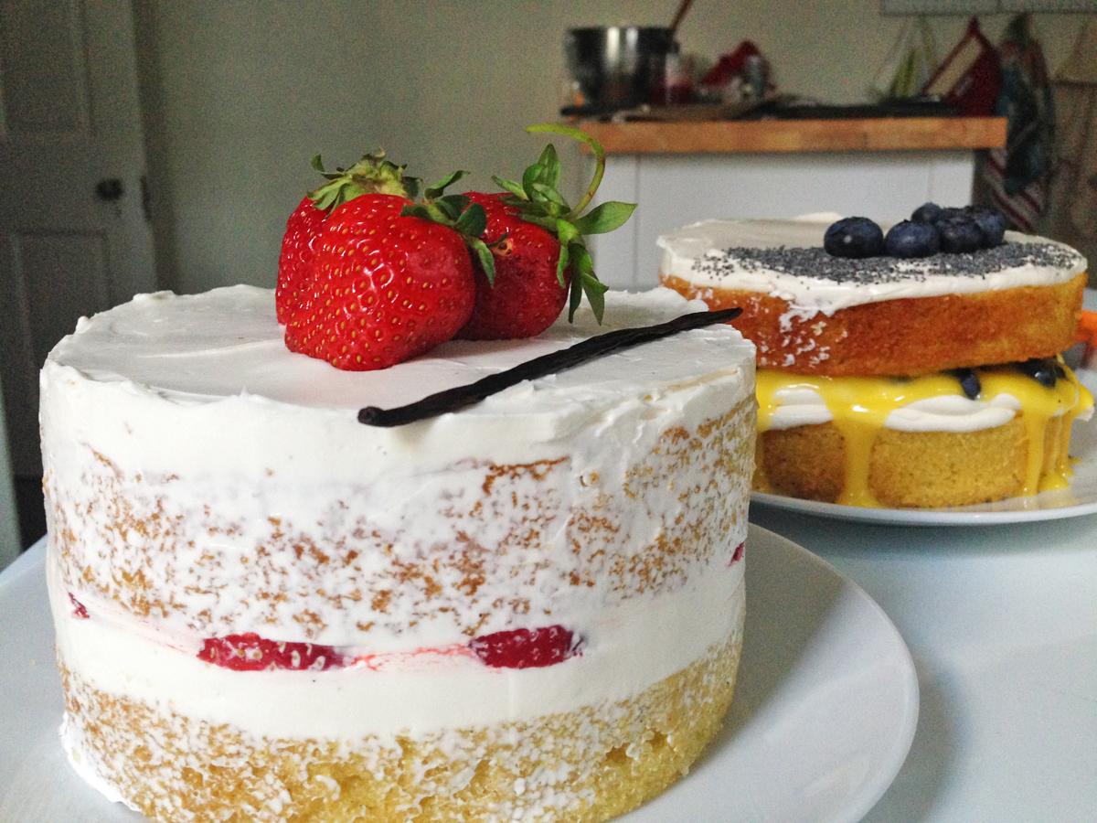 Vanilla Cakes Roux Studio