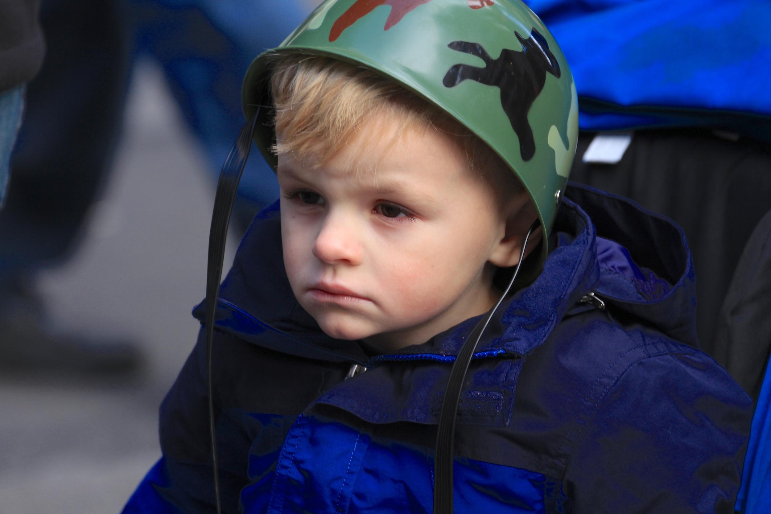 Littlest Soldier