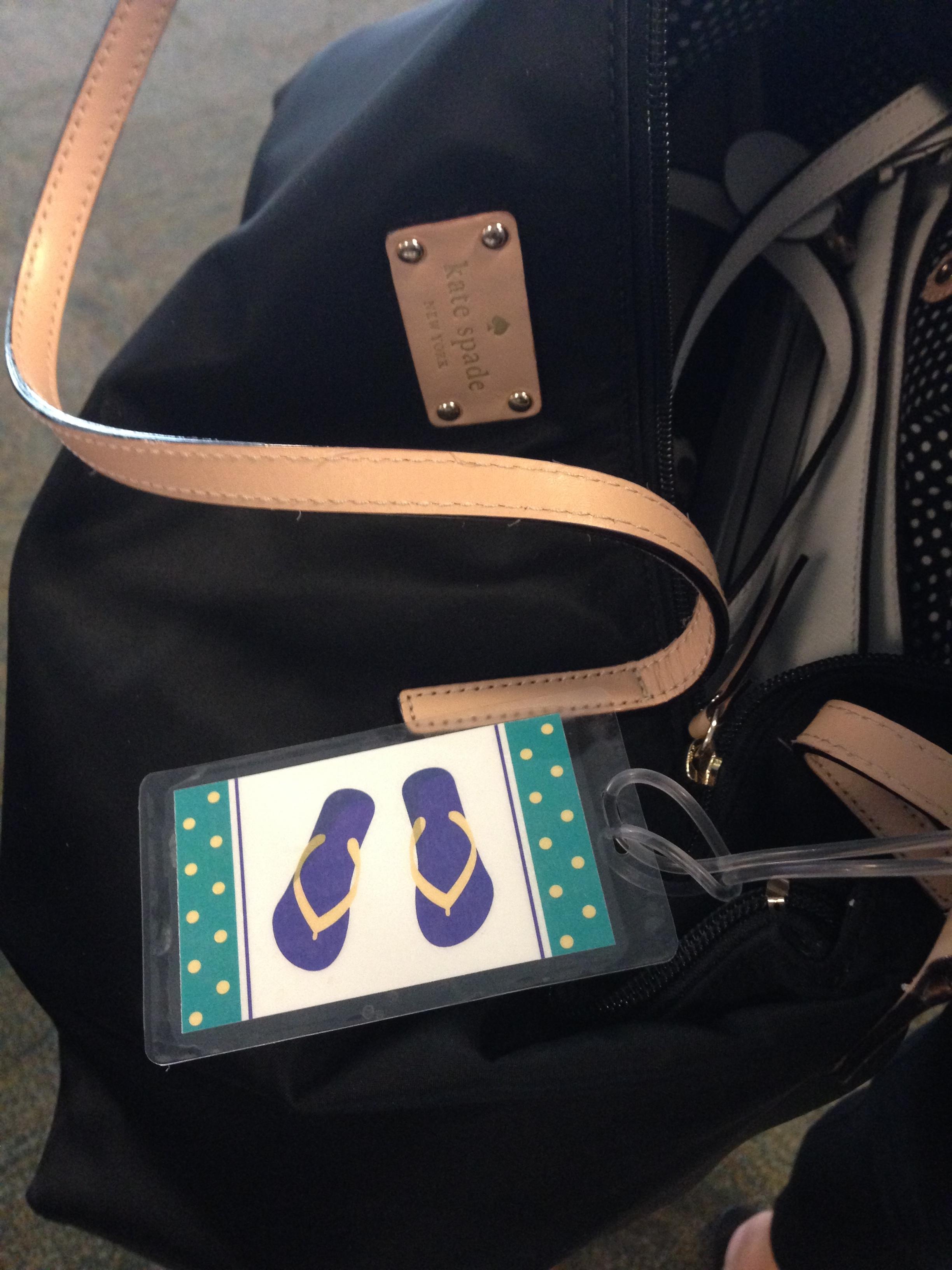 LuggageTag