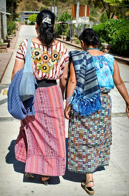 Guatemalan Artists — EL VOYAGE - Flori Can a Leader