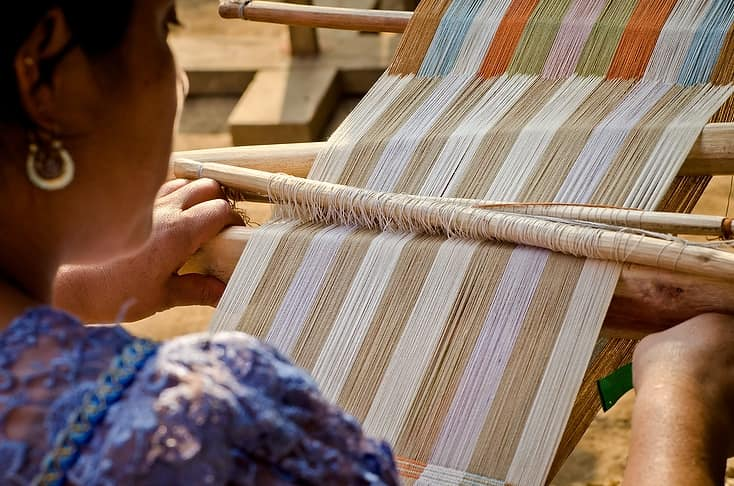 The Art Behind Our Weavings -