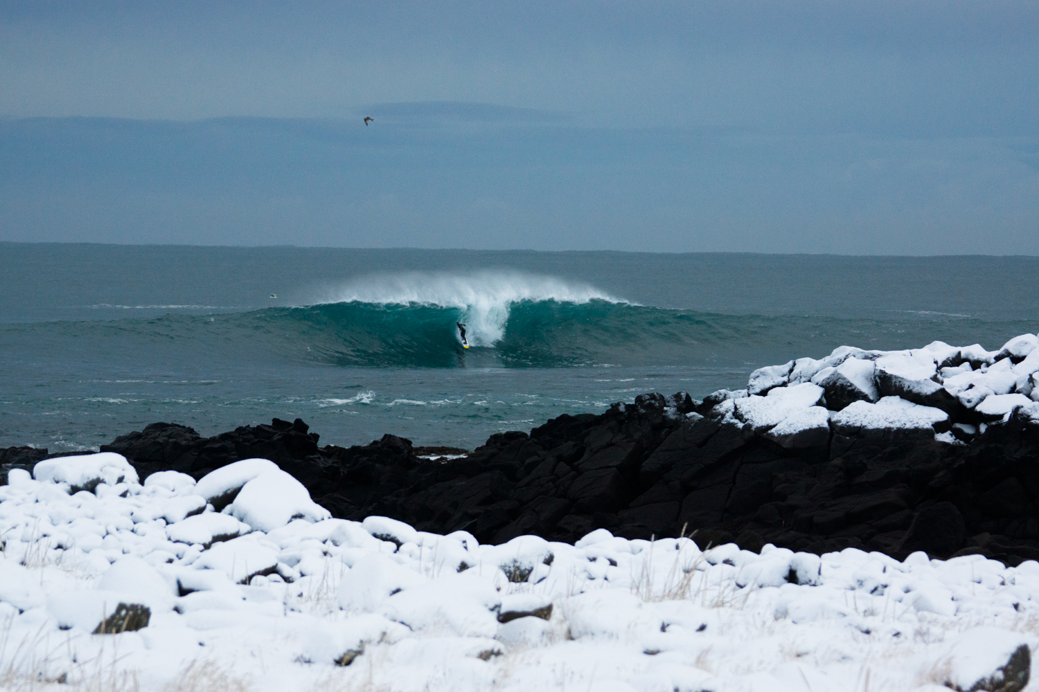 Photo of Nate Zoller by Chris Burkard