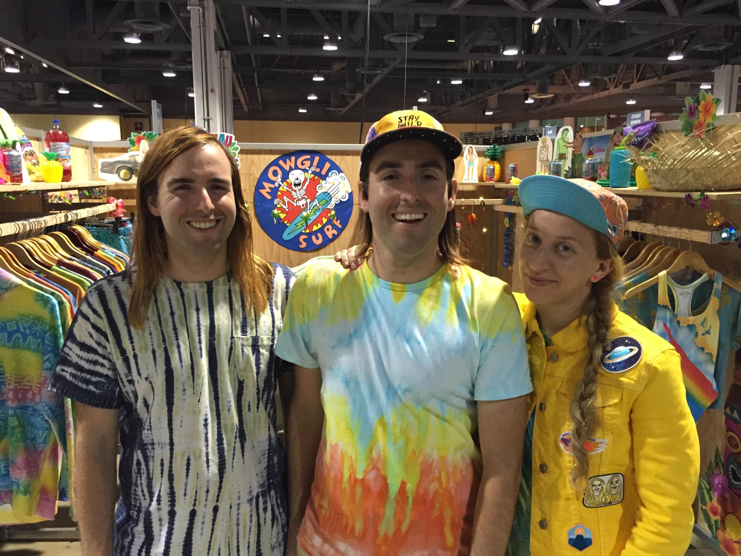 Mowgli Surf & Mokuyobi Threads