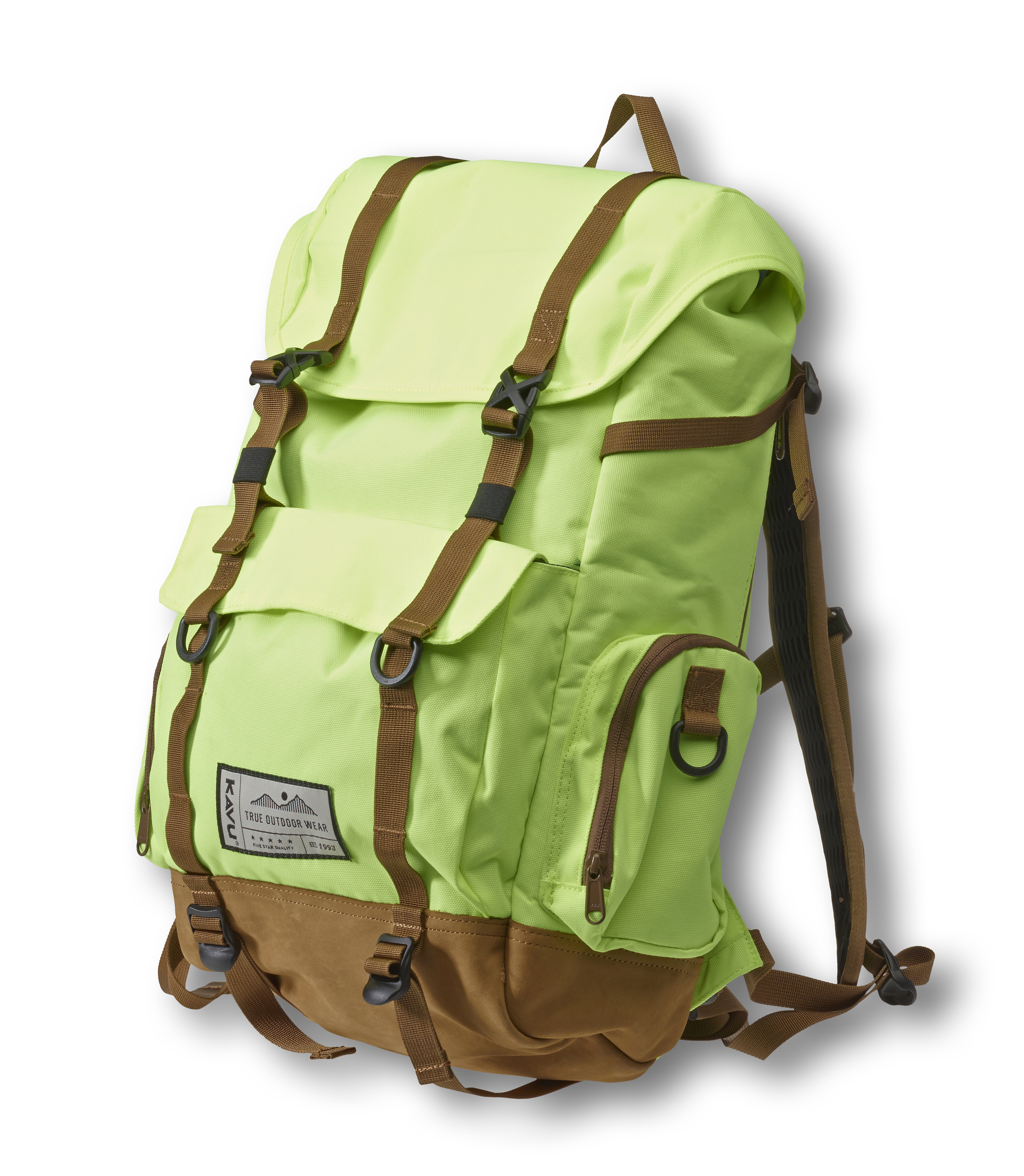 KAVU // Camp Sherman   KAVU makes things that help you suck the fun out of life. They use the hashtag #busylivin because their backpacks are made for hiking, paddling, sky diving, biking, climbing, surfing, vanning, and fun-making.    $120 //  kavu.com  // Made in Vietnam