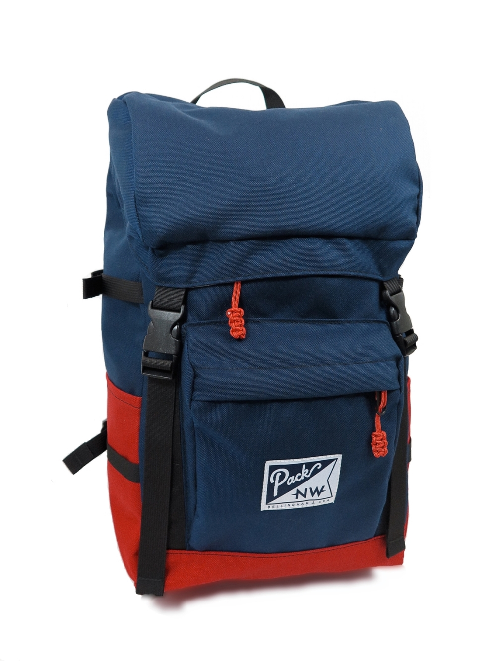Pack Northwest // Sunbreak   Handmade by sailors, skaters, backcountry enthusiasts, cyclists, climbers, surfers, and kayakers in Bellingham, WA. This little adventure buddy has all the pockets you need in sturdy rain-resistant perfection.  $175 //  packnw.com  //Made in Washington
