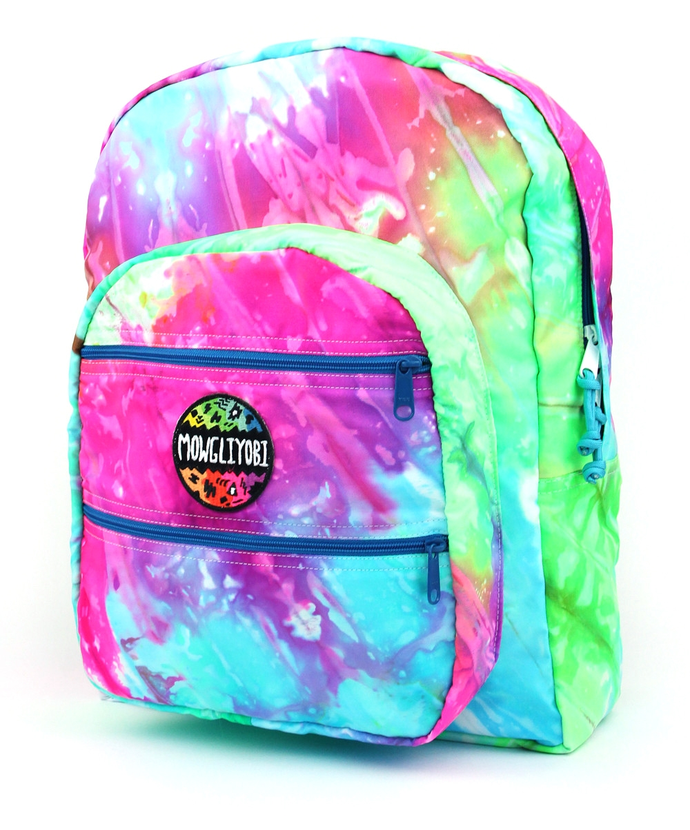 This backpack is made in the USA with 100% pure joy! Mowgli Surf + Mokuyobi Threads =  the Mowgliyobi collaboration bag .