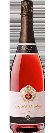 Rosé is fruity!   Segura Viudas Cava  is for your fruity-fun-loving friends.
