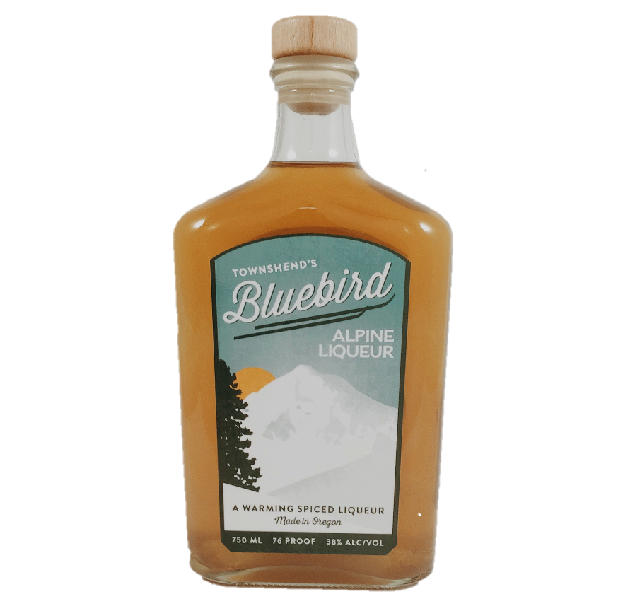 The  Thomas & Sons  spirits in this bottle were designed to keep you warm in the cold weather, but we're sure you'll find a use for it in tropical paradise too!