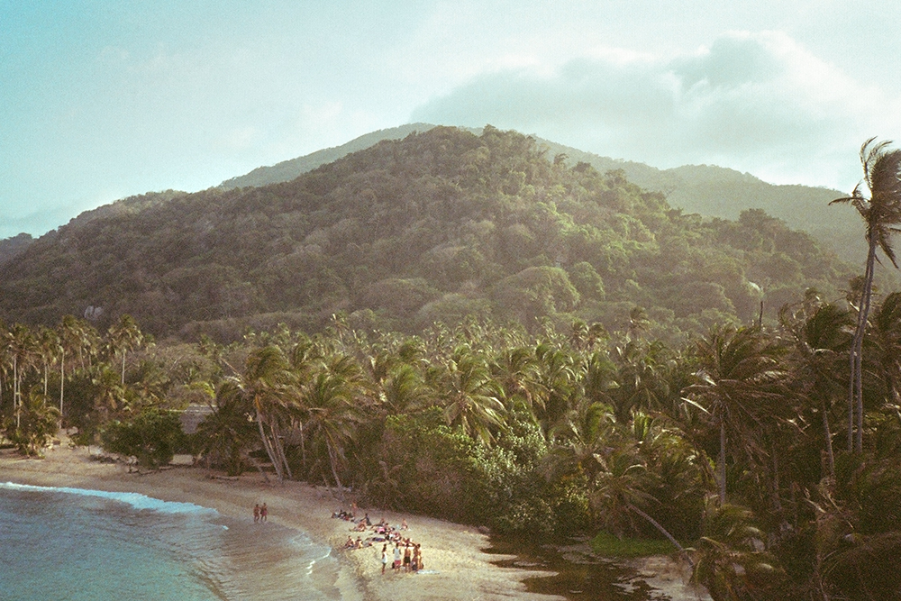 Parque Nacional Natural Tayrona:  This place is exactly why national parks exist. No development is taking place in this jungle paradise, which is still home to native tribes, howler monkeys, ocelots, sloths, and 40 different species of bats.