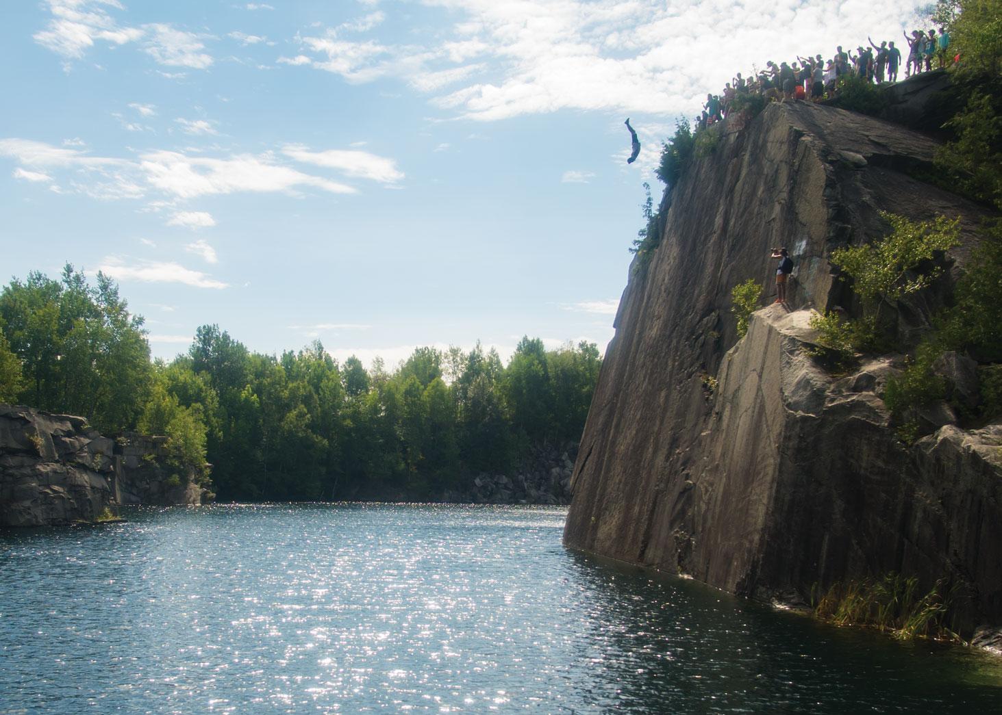 Vermont Swimmin Club — Stay Wild Magazine
