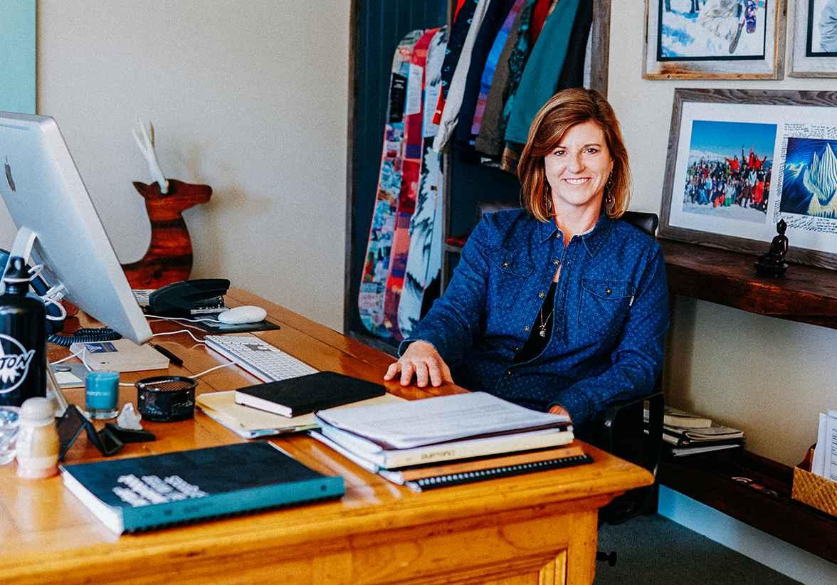 Photo of Donna Carpenter by Winnie Au