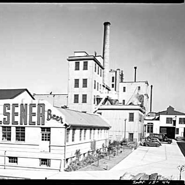 Vancouver Breweries, 1944