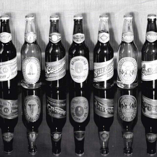 Vancouver Breweries' Finest, 1932