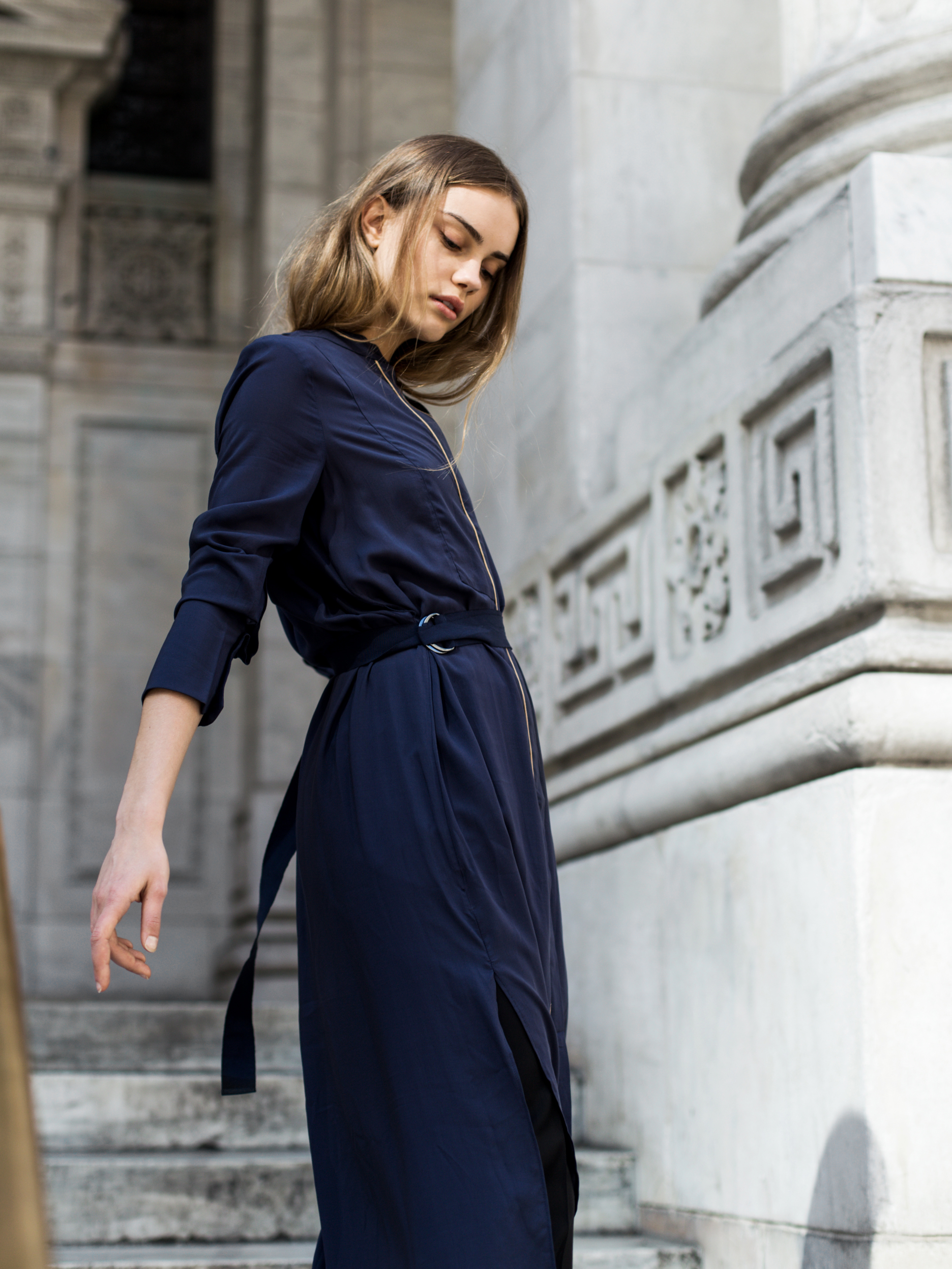 Coat Dress -   & Other Stories,   Trousers -   & Other Stories