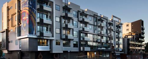Vue-Apartments