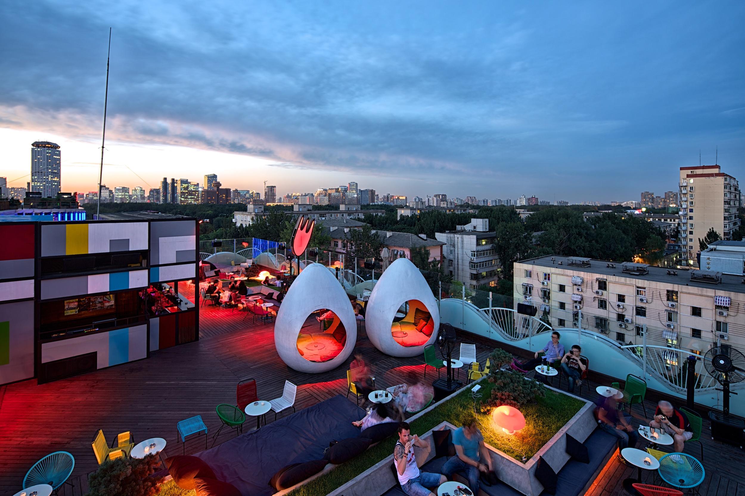 Migas Rooftop