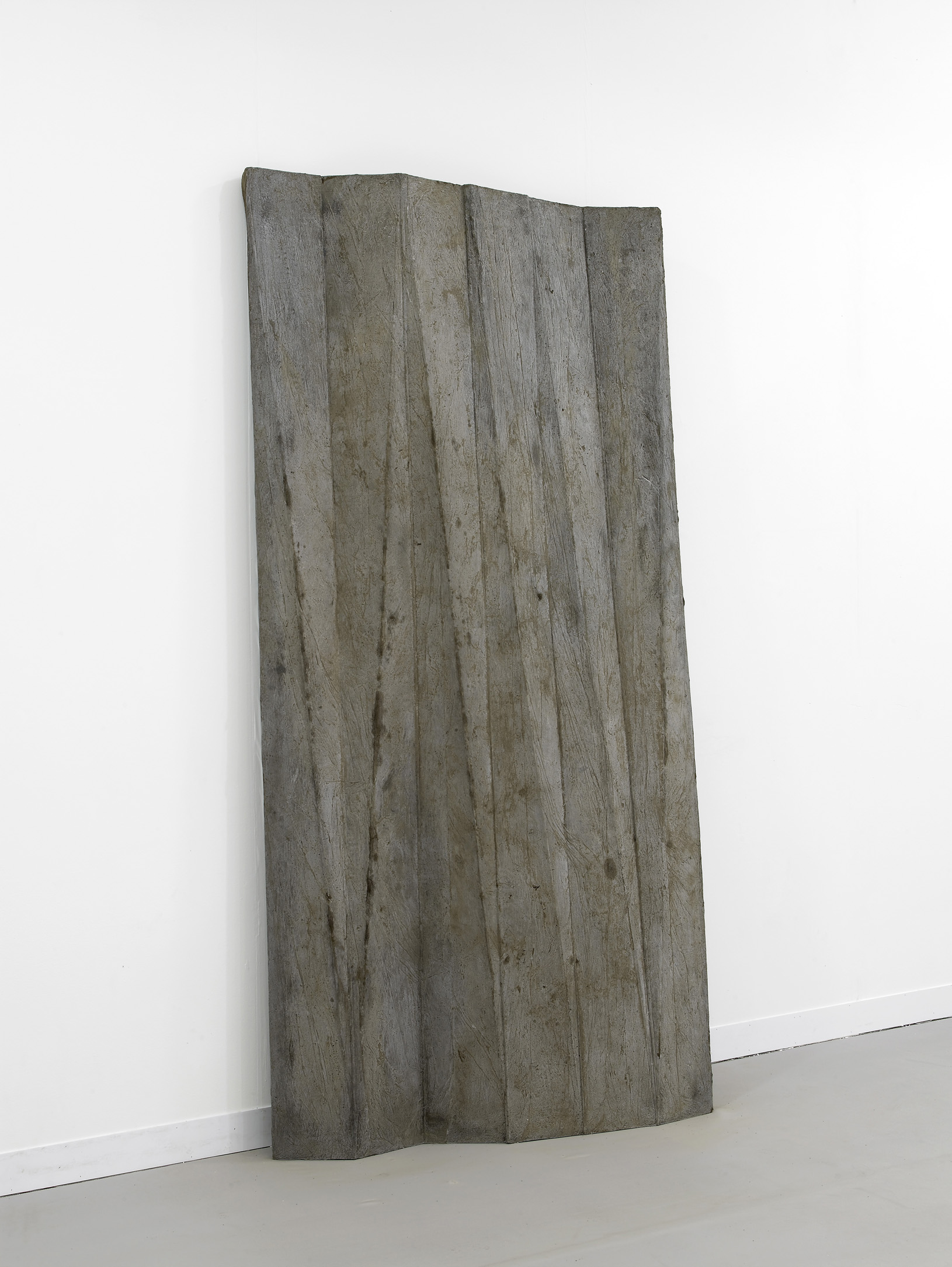 cope (working title) 2011 Concrete 154 x 12 x 5 cm / 60.6 x 4.7 x 2 in