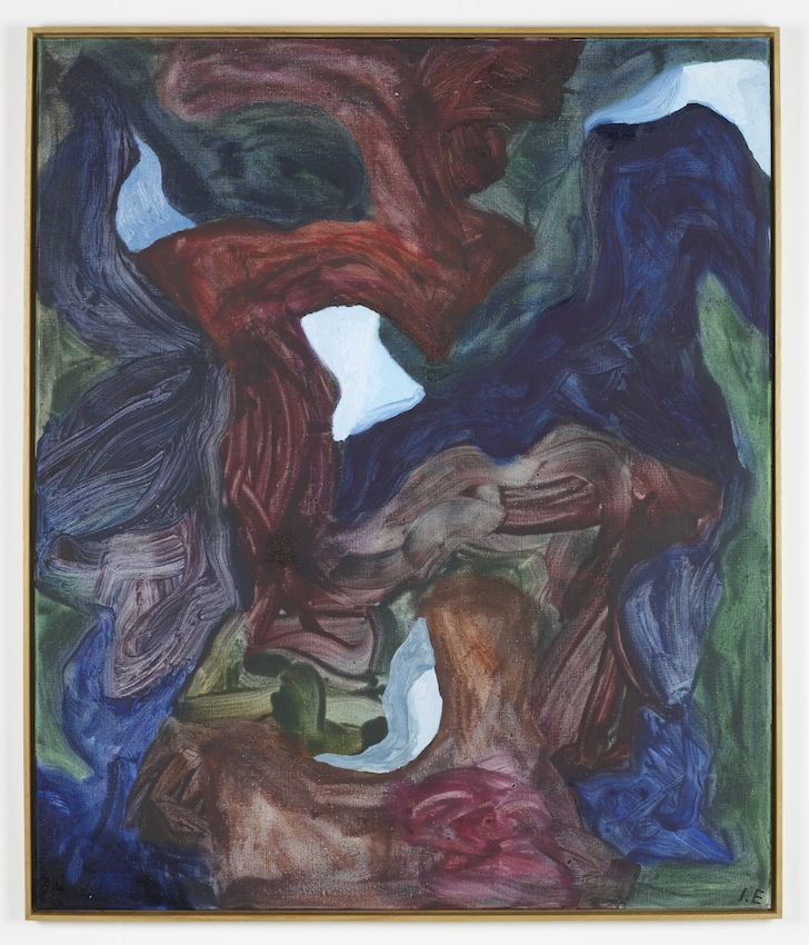 Høst på Stoksen  2012  Oil on canvas  120 x 100 cm / 47.2 x 39.3 in