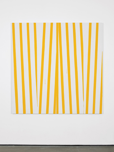 Bernard Piffaretti Sans titre 2012 Acrylic on canvas 164 x 160 cm / 64.5 x 62.9 in