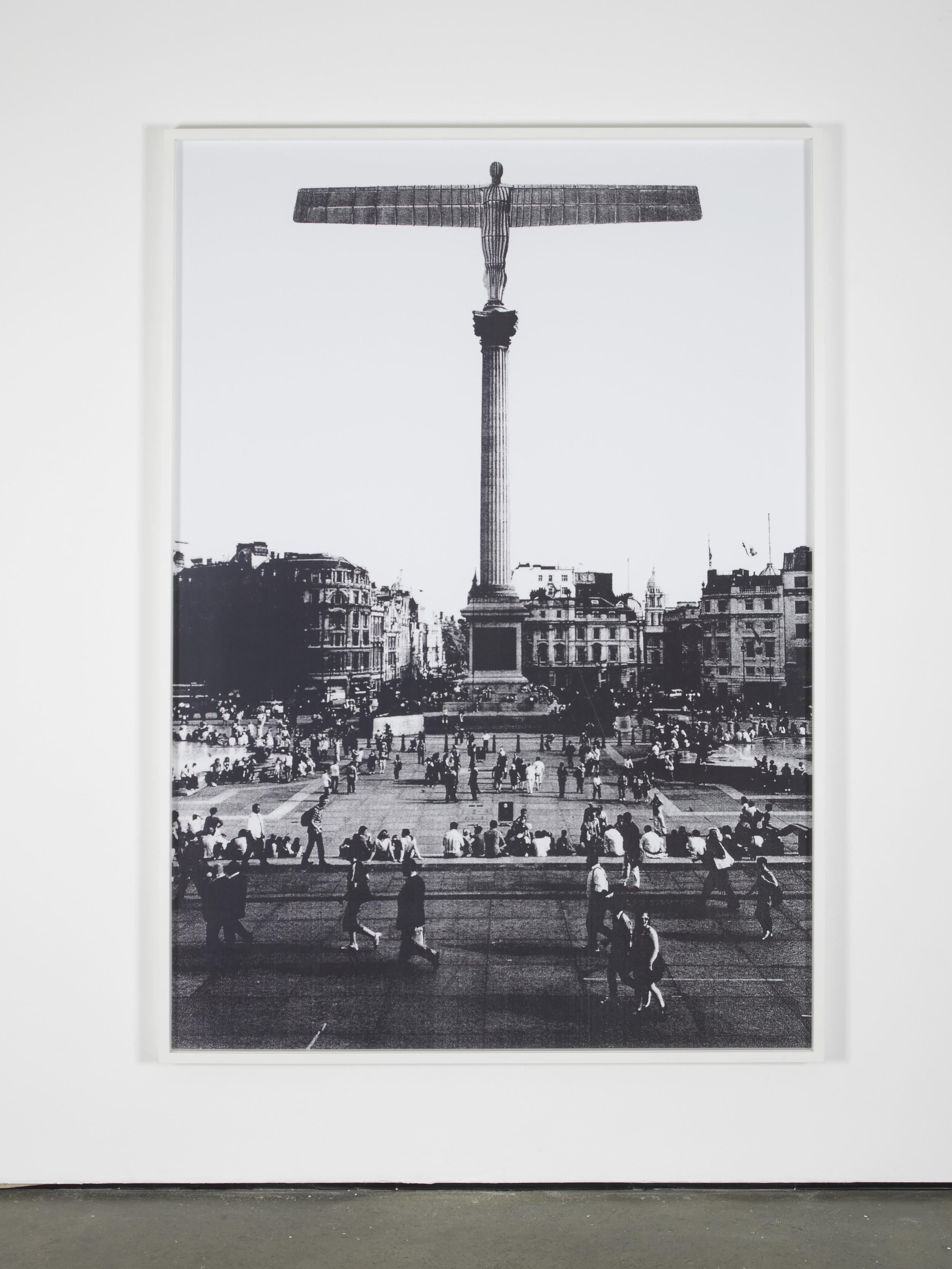 Long Live Death   2012   Inkjet print   219 x 150 cm / 86.2 x 59 in