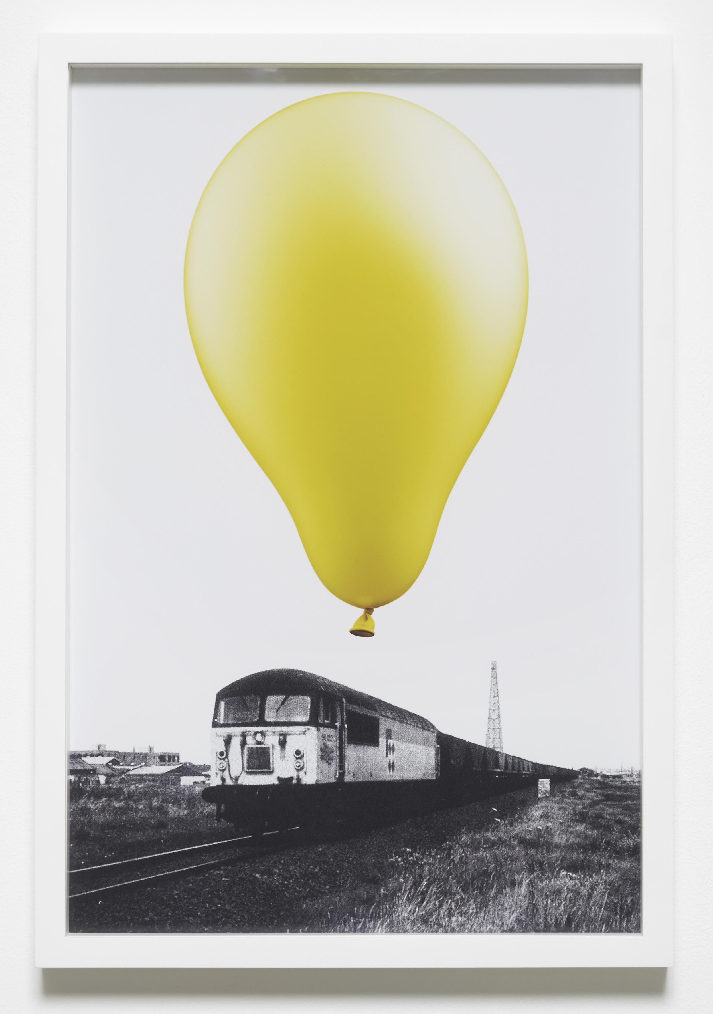 A Balloon for Britain   2012   Digital print   45 x 30 cm / 17.7 x 11.8 in