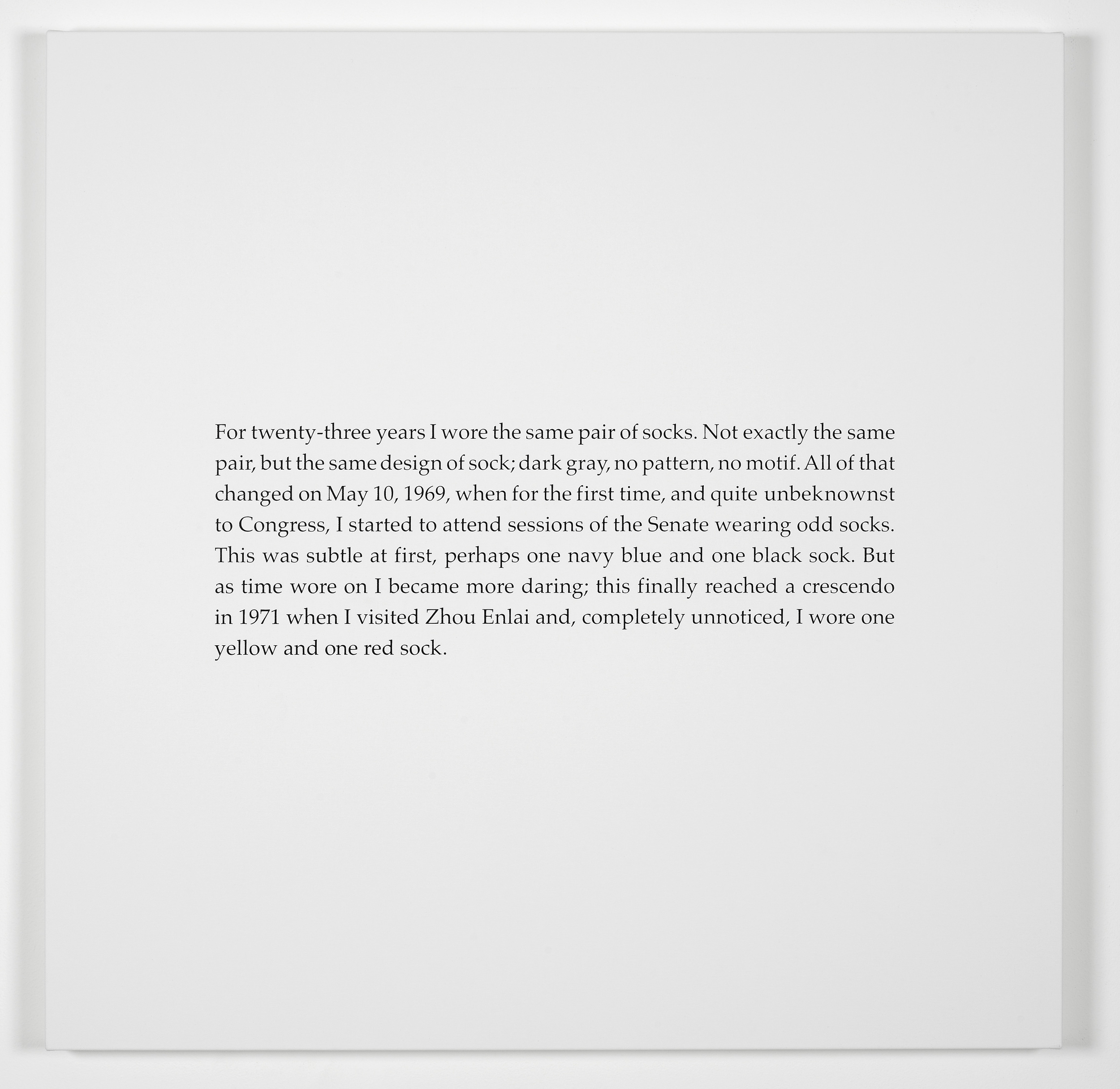 Scott King Years of Upheaval 2011 Screenprint on canvas:90 x 90 cm / 35.4 x 35.4 in