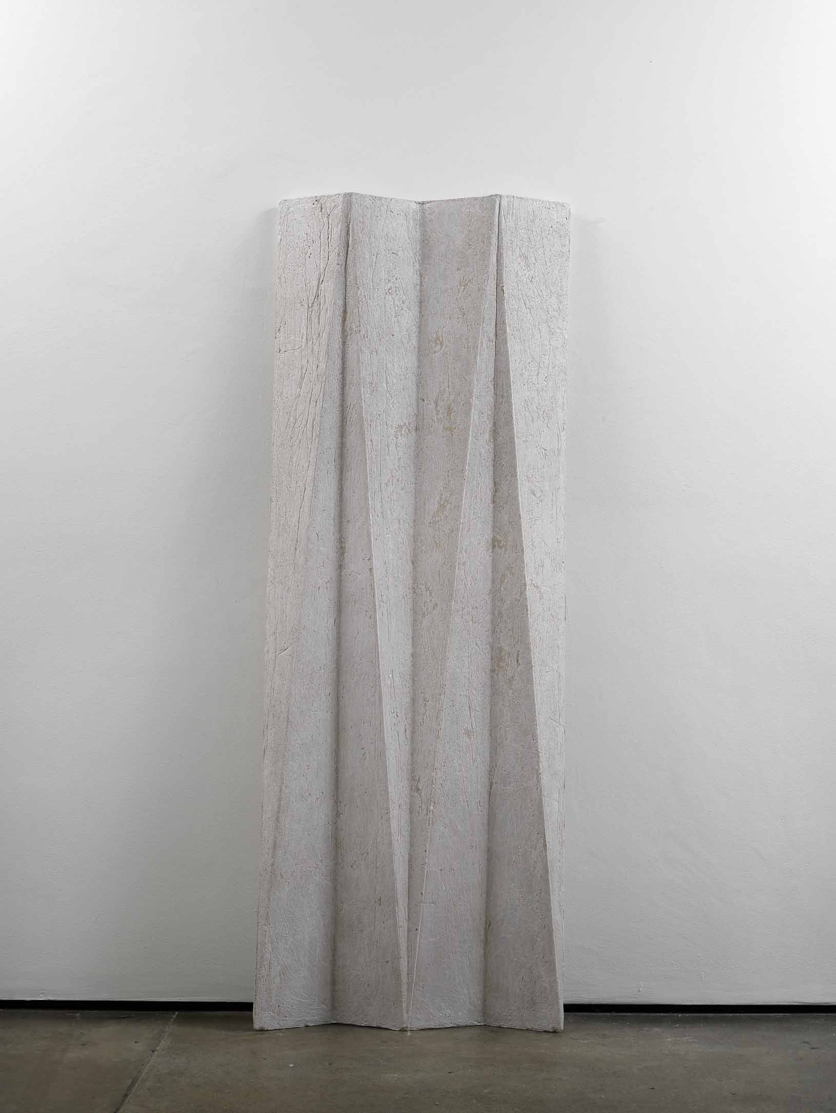 cope (working title)   2011   Concrete   199 x 73 x 11 cm / 78.3 x 28.7 x 4.2 in